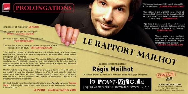 Le Rapport Mailhot